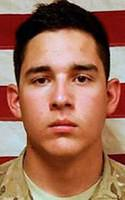 Pfc Keith M Williams