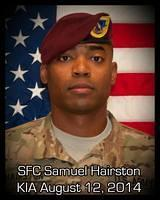 SFC Samuel Hairston