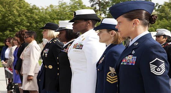 Celebrating female Veterans