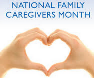 Natl Family Caregiver Month