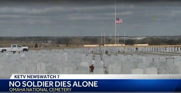 No Soldier Burried Alone