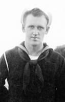Navy Seaman 2nd Class William V Campbell