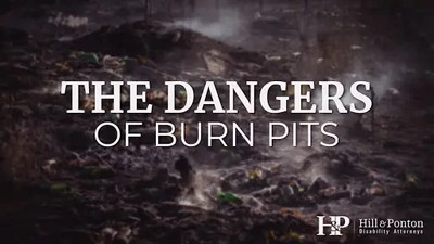 Dangers of Burn Pits